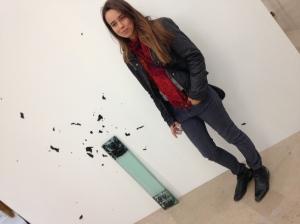 """Anna Tomaszewski """"En suspens"""" 2013 ©Thegazeofaparisienne"""