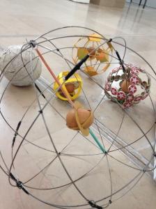 """Julien Fargetton """"Comment ne pas faire une omelette ?"""" ©Thegazeofaparisienne"""