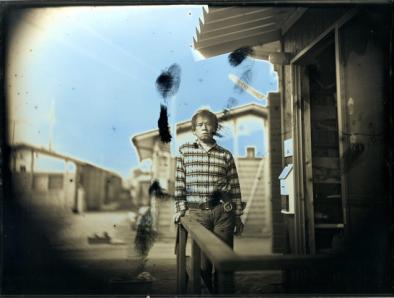 Takashi Arai Fukushima, daguerréotype 2012 ©Takashi Arai