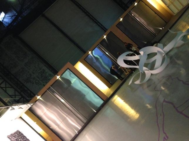 Galerie RX - ancien Laboratoire des physiciens Joliot Curie ©Thegazeofaparisienne