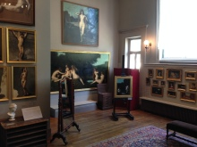 Musée Jean-Jacques Henner http://www.musee-henner.fr/ ©Thegazeofaparisienne