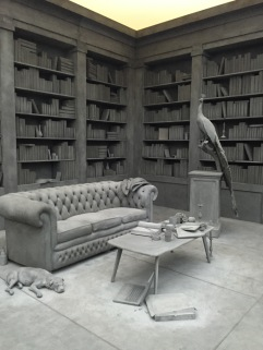 Hans OP de Beeck The Collector's House Galerie Continua ©Thegazeofaparisienne