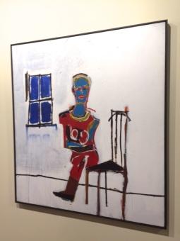 Basquiat Rodo, 1984 ©Delphine Chène