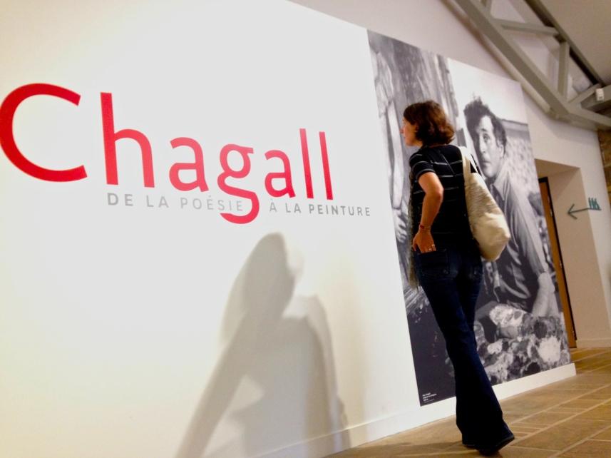 Fonds Leclerc - Expo Marc Chagall ©Thegazeofaparisienne