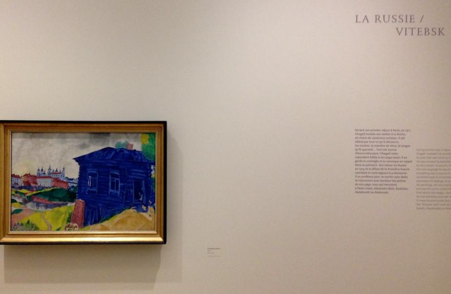 """""""La maison bleue"""""""