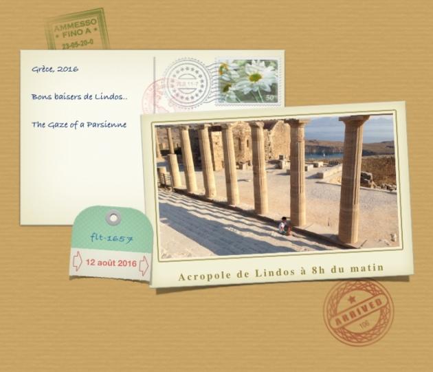 Acropole de Lindos