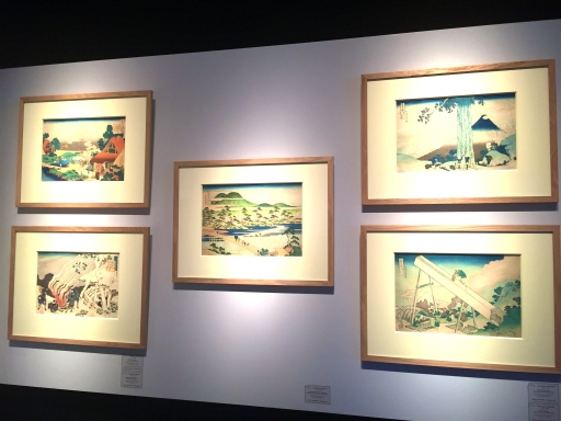 Hokusai Série de cent poèmes Estampes 1836-36 Galerie Tanakaya ©Thegazeofaparisienne