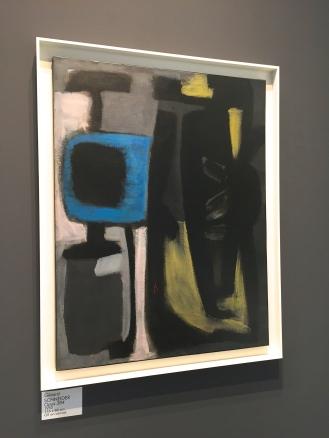 Schneider Opus 384 , 1950 galerie Diane de Polignac
