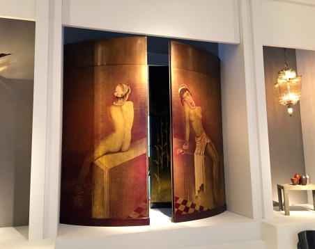 Pierre Dunand portes, 1942-48 Galerie Marcihac ©Thegazeofaparisienne
