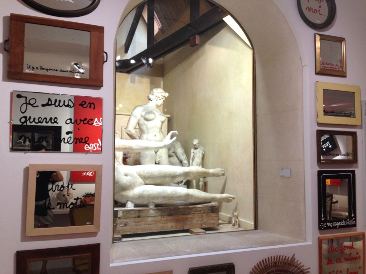 Ben et atelier de Maillol ©Thegazeofaparisienne