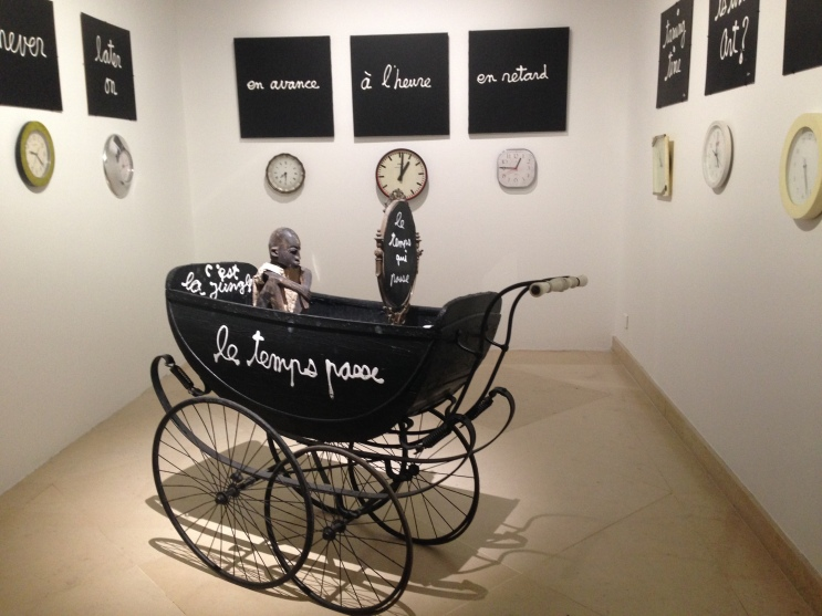 """Le temps passe"" BEN ©Thegazeofaparisienne"