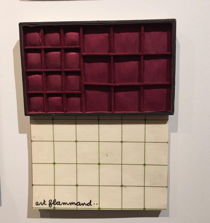 """""""L'art flammand"""" BEN - musée Maillol"""
