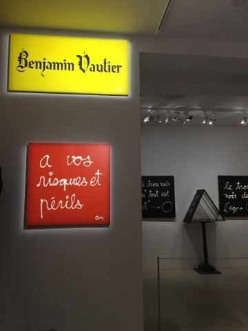 BEN - Musée Maillol ©Thegazeofaparisienne