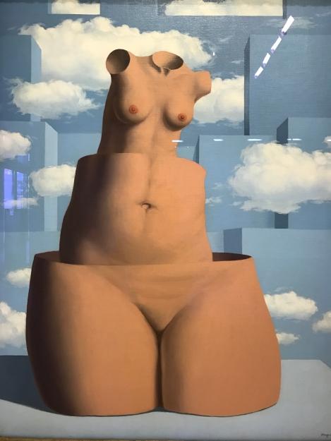 """""""La folie des grandeurs"""" 1962 The Menil Collection, Houston"""