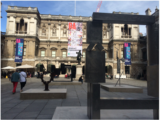 The Royal Academy. Photo. © Jacqueline Knox
