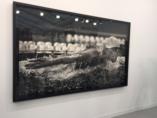 Robert Longo Galerie Thaddaeus Ropac ©Thegazeofaparisienne