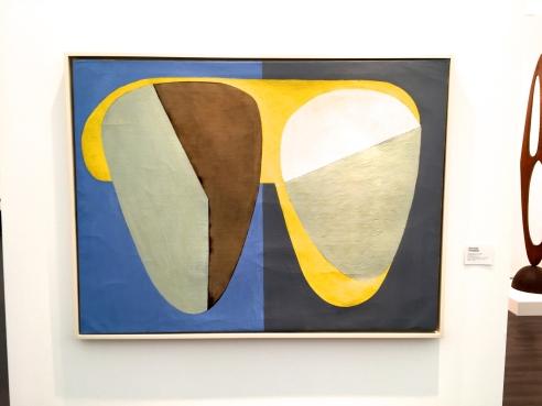Wolfgang Paaren Deux têtes Wendy Norris Gallery ©Thegazeofaparisienne