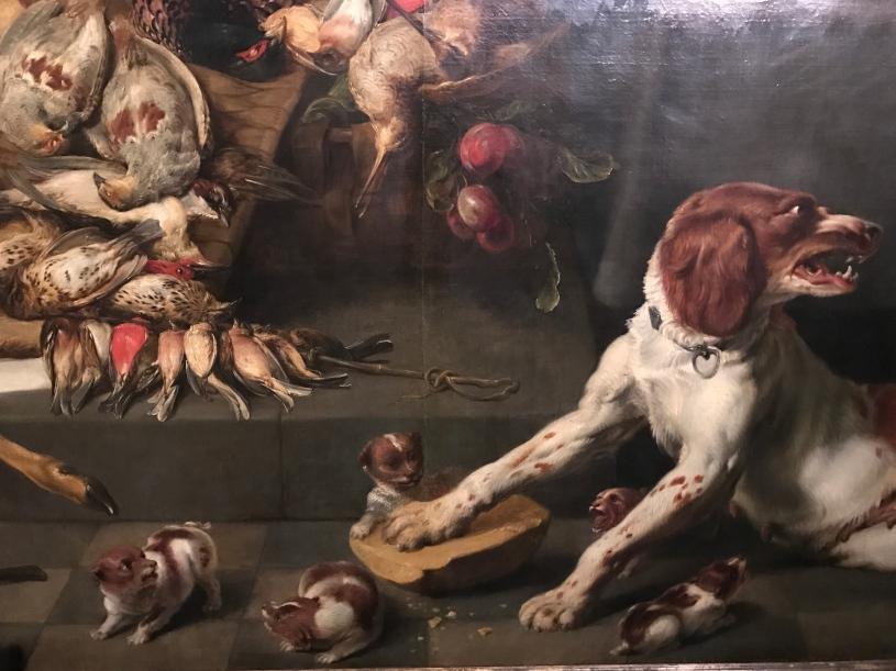 Frans Snyders (1579-1657) (détail)