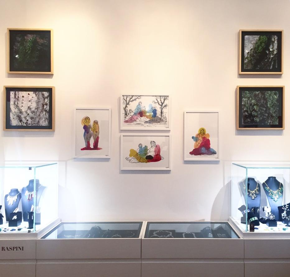 Galerie Orenda - Les Mystères de Gaïa