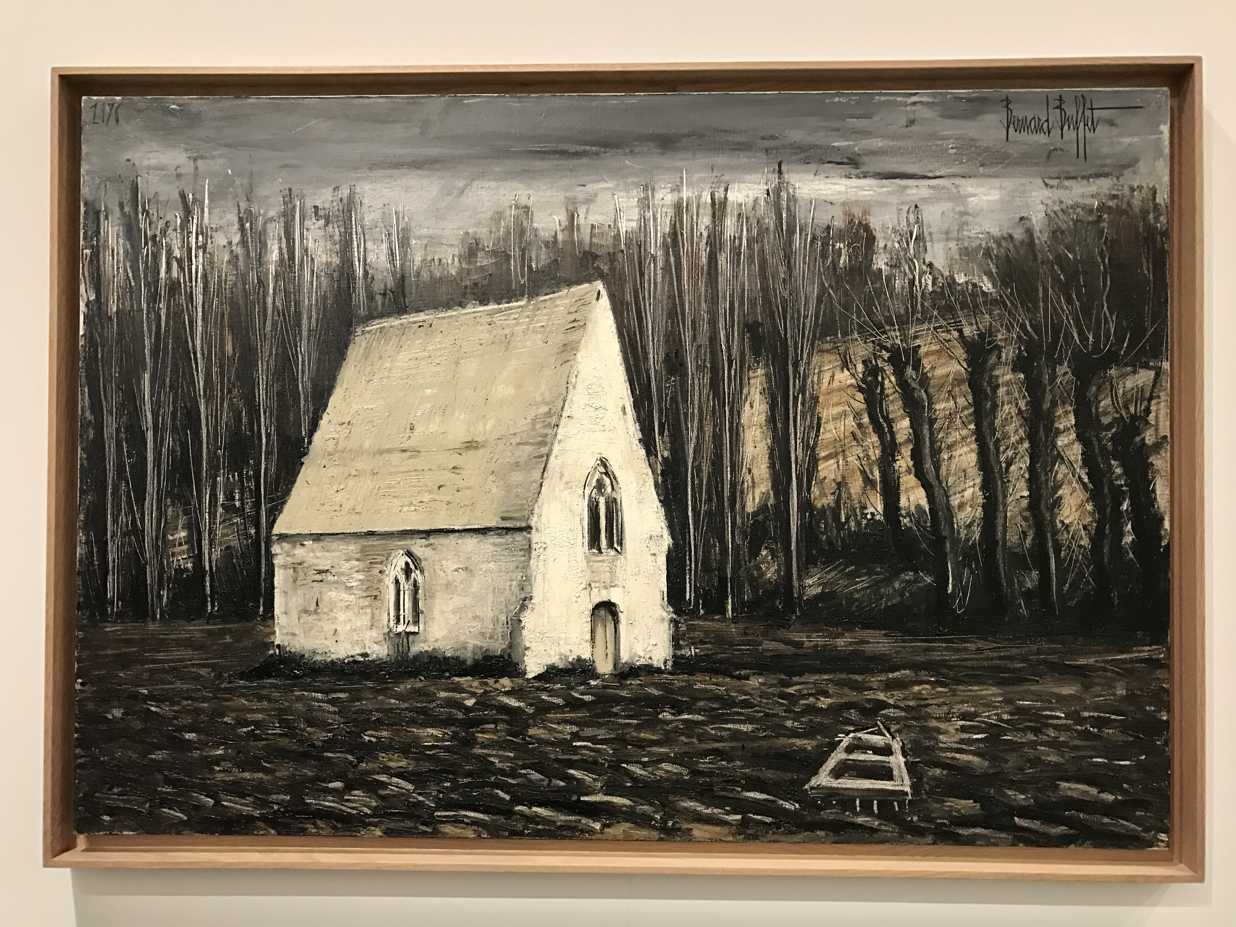 Bernard Buffet — A Revelation | The Gaze of a Parisienne