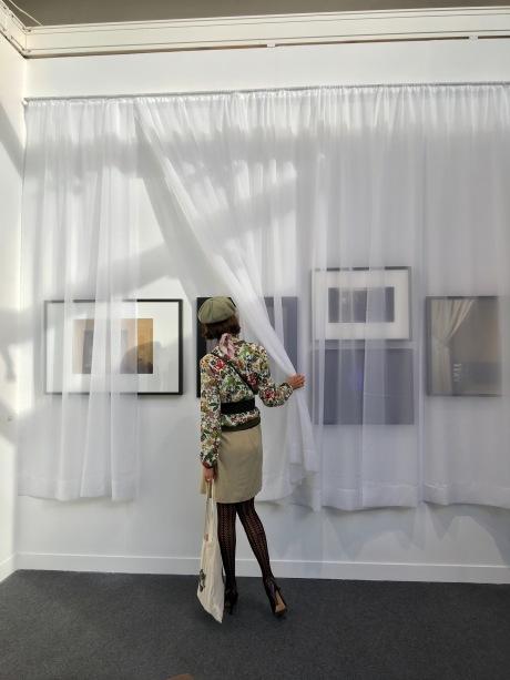 """Barbara Bloom """"The Gaze"""" 1985- 2000 Galleria Raffaella Cortese Crédit : ©Edtr-Photography"""