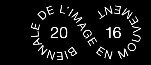 Biennale de l'image en mouvement