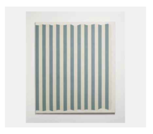 Lot 21 B DANIEL BUREN (NÉ EN 1938) Peinture aux formes variables EUR 986,500 Collection Claude Berri 22 /10/2016, Christie's Paris