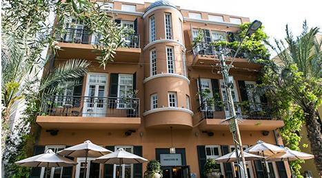 Hotel Montefiore - Tel Aviv