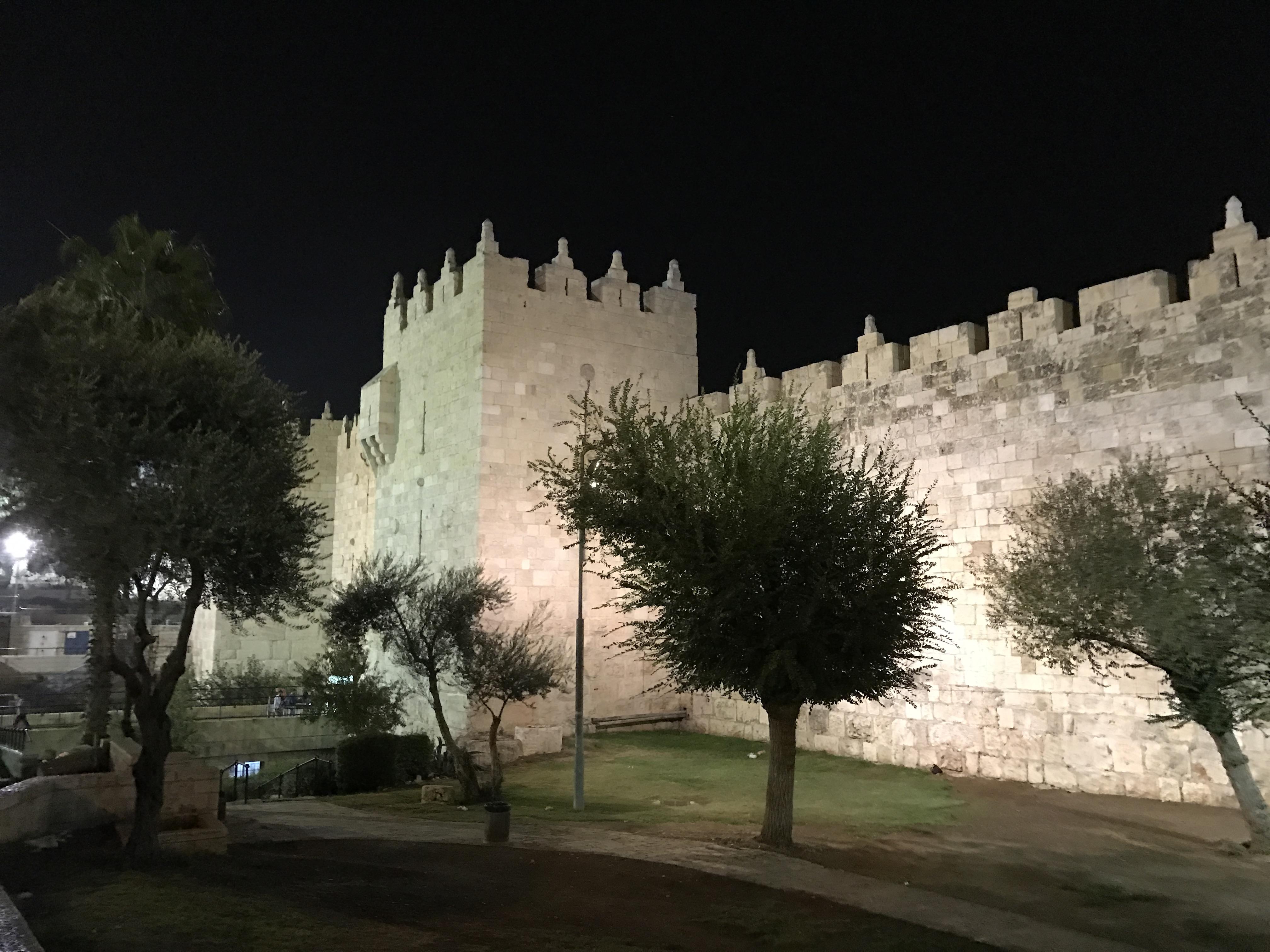 Partir  Jérusalem… notre histoire