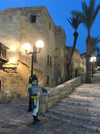 Vieux quartier de Tel Aviv - Yaffa ©Thegazeofaparisienne
