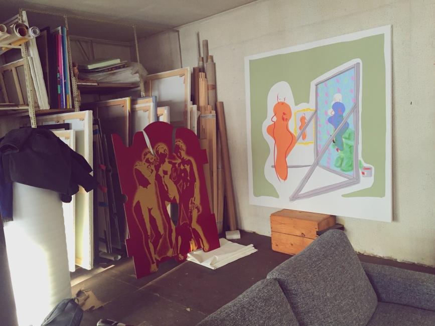 Ivan Messac - Studio