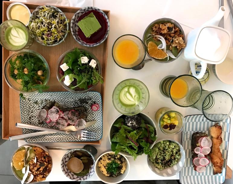 Umami Matcha Café Brunch du dimanche ©Thegazeofaparisienne