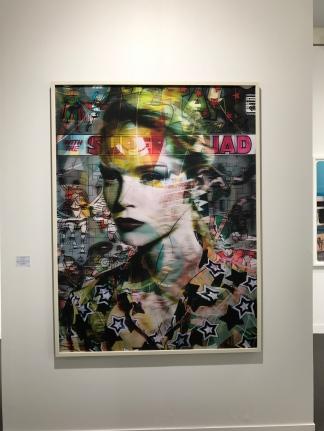 "Valérie Belin ""All Star"" 2016 Galerie Nathalie Obadia"