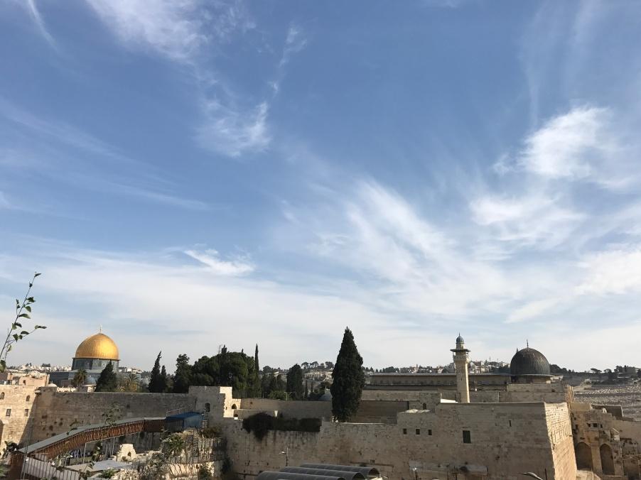 La Grande Mosquée et le Dôme du Rocher ©Thegazeofaparisienne