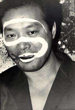 Walasse Ting, 1967 Photographie John Lefebre © Marion Lefebre