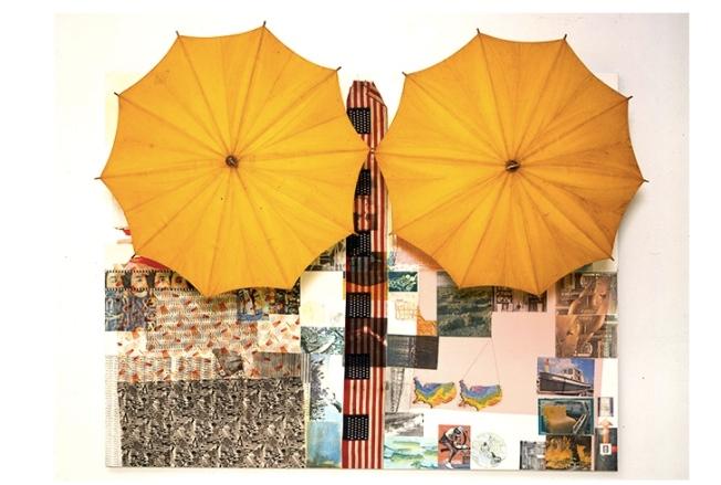 Rauschenberg © Robert Rauschenberg Foundation, New York.