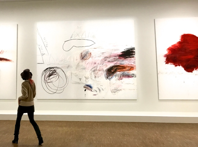 Cy Twombly Fifty Days at Iliam