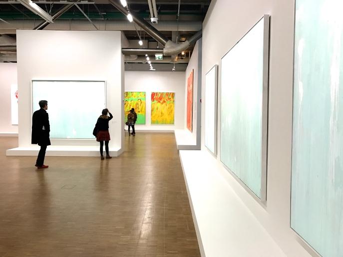Cy Twombly Centre Pompidou