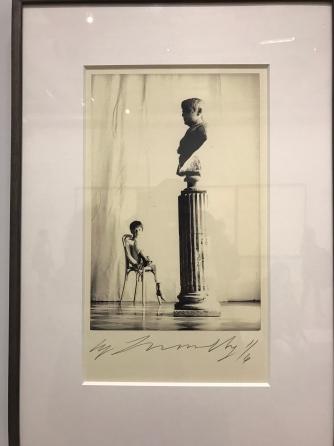 Alessandro Twombly, 1965 Impression à sec sur carton 43,2 x 28 cm Cy Twombly Foundation © Fondazione Nicola Del Roscio