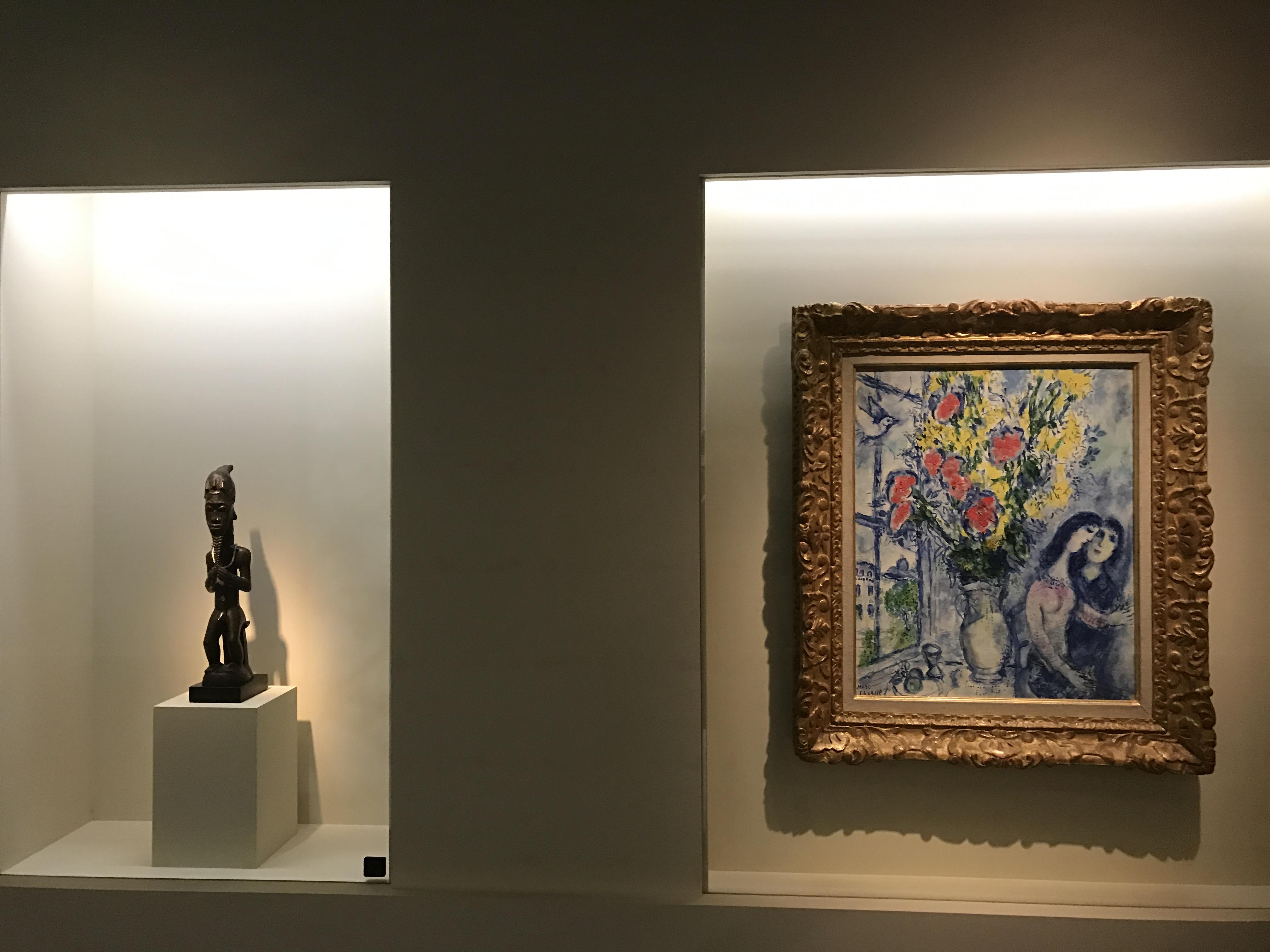 eclectique quai branly the gaze of a parisienne. Black Bedroom Furniture Sets. Home Design Ideas