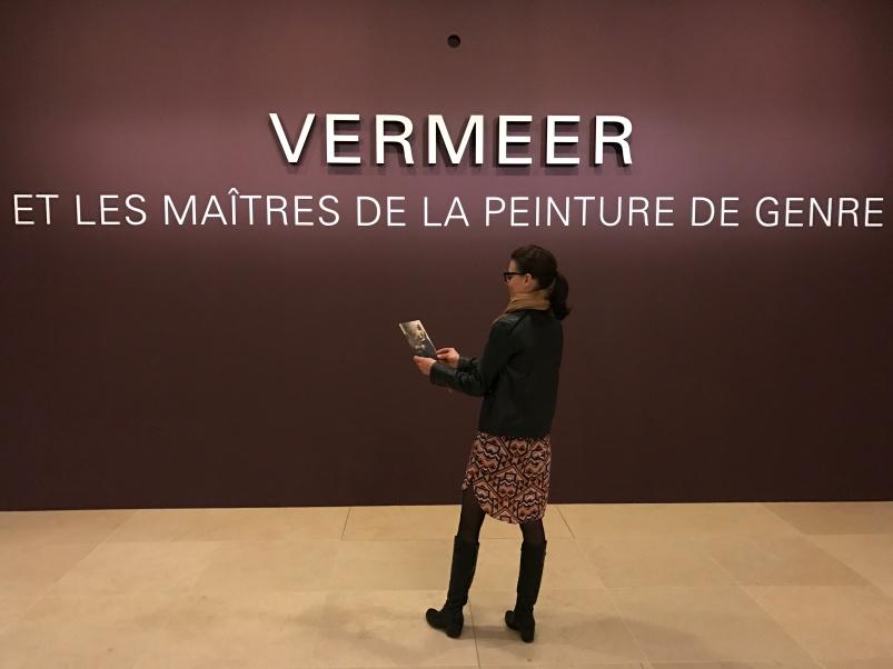 Vermeer - Musée du Louvre ©ThegazeofaParisiene