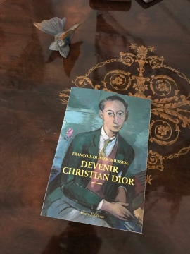 "François-Olivier Rousseau ""Devenir Christian Dior"" - Allary Editions"