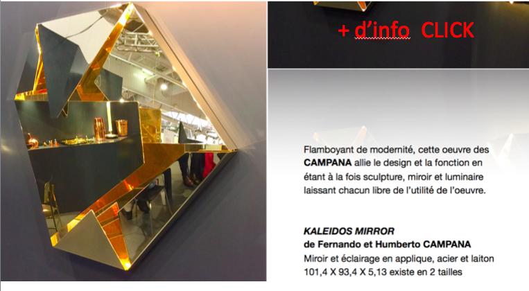 Kaleidos mirror