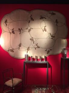 """PAD PARIS Tapis """"Troupeau de Moutons"""" 1991, FRANCOIS-XAVIER LALANNE, Galerie JEAN-DAVID BOTELLA"""