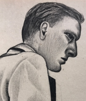 SALON DU DESSIN Lucian Freud (1922-2011), (détail) Jean-Luc Baroni Ltd