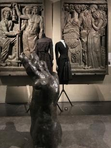 Balenciaga - Antoine Bourdelle