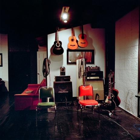 Rhona Bitner Muscle Shoals Sound Studio, Al, Courtesy & © Blondeau & cie
