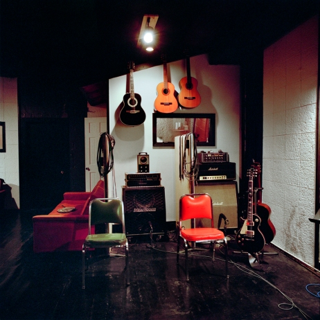 Rhona Bitner Muscle Shoals Sound Studio, Al, Courtesy & © Blondeau & cie