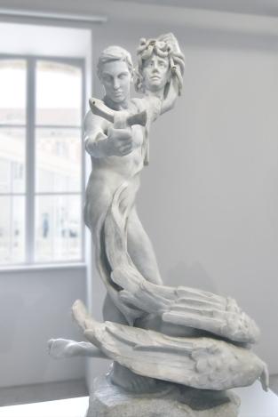 Camille Claudel Persée et Gorgone