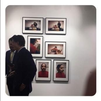 Alison Jacques Gallery. Ana Mendieta: photographier la performance, comme une suite de tableaux avant-gardes et féministe.